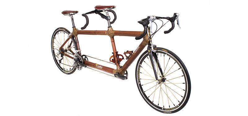 Calfee Bamboo - Tandem Cycle Works